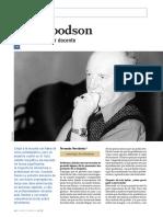 Entrevista a Ivor Goodson