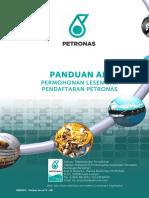 PETRONAS Licensing and Registration General Guidelines (Bahasa Melayu Version - As at 26 May 2018)