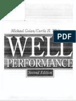 WEll Performance - Golan