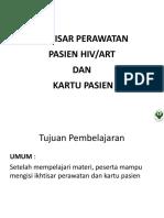 06. Ikhtisar Perawatan Pasien HIV-ART [OK] 050515.ppt