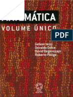 Matemática Volume Único (Gelson Iezzi)
