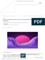 Vaporwave e Como Essa Estética Dominou a Internet _ Elle