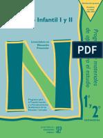 Desarrollo Infantil I y II
