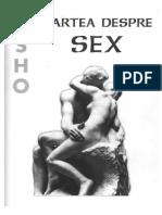 Cartea Despre Sex Osho PDF