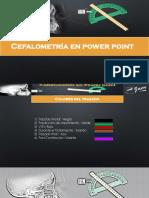 Cefalometria en Power Point.pptx MJ