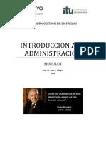 Modulo 1 Administración