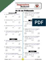 0005P011 Grado de Un Polinomio - 2018