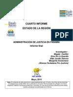 LA ADMINISTRACIÓN DE JUSTICIA EN PANAMÁ