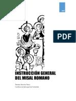 Intrucción General Del Misal Romano