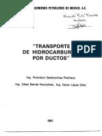 Transporte de Hidrocarburos Por Ductos_ Garaicochea