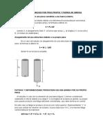 215732399 Esfuerzo y Deformacion Por Peso Propio y Fuerza de Inercia