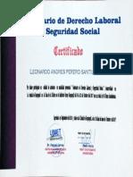 Seminario Derecho Laboral Leo