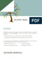 Religión y Magia 2.0 Diapositivas.
