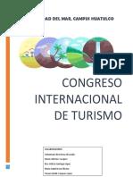 Congreso Internacional de Turismo,Huatulco 2019