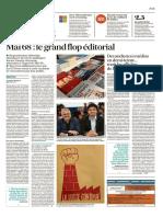 Mai 68, Le Grand Flop Éditorial - Les Echos 2018 06 12