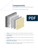 EIFS System Components