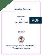 PhD Brochure _ July. 2018