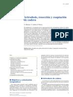 Artrodesis, resección y coaptación de cadera