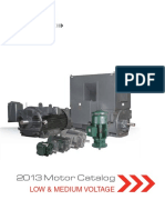 LVM Catalog 2013 Electric Motor