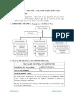 Práctica 6 Organización Legal