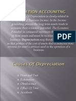 DEPRECIATIONACCOUNITNG Depreciation Accounitng