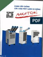 Catalog Máy Lạnh Di Động