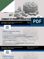 Amoxicillin 250 Mg Capsules-Summary of Product Characteristics