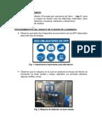 Procedimientos de Laboratorio - Baltazar Bravo, Pedro Alberto - 2013200645