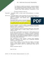 PSO Etalonare- calibrare