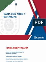 5.-Cama Con Arco y Barandas 346 0