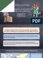 A situação migratória em Portugal