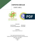 Responsi Urtikaria Kasus