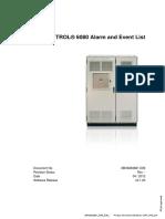 ZAB_UN6080 Alarm and Event List v2.1.00