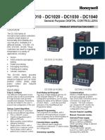DC1000 Controller Spec
