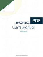 BACKBOX Users Manual 1