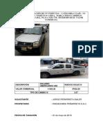 Trabajo Final - Vehiculo Empresa