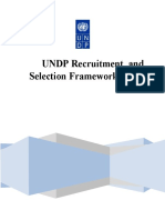 HR_Appointment and Promotion_Recruitment and Selection Framework