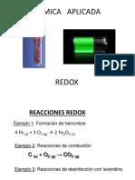TEORICO 11 - Electroquímica (Parte 1)