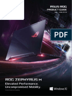 ROG Product Guide