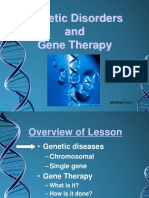 Gene Therapy 2017