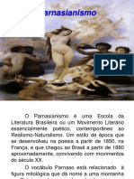 8 - PARNASIANISMO