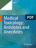 Medical Toxicology Antidotes