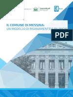 Il Comune Di Messina - Un Modello Di Risanamento e Rilancio