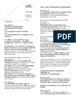 Insurance Codal Provisions