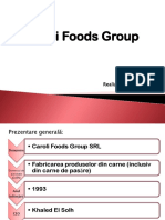 Caroli Foods Romania