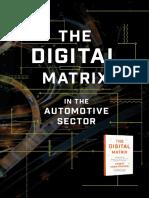 The Digital Matrix in the Automotive Sector - Venkat Venkatraman
