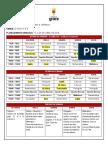 Planejamento Por Disciplina - 16 a 20 de Abril - 5º Ano a e B - Jeff e Ester