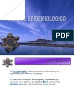 Tema Nº 6 Metodo Epidemiologico 2009
