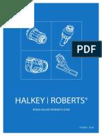 HR Medical Catalog 2016
