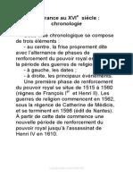France x Vie Chrono Log i En